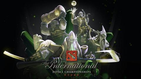 The International 2018 French cast