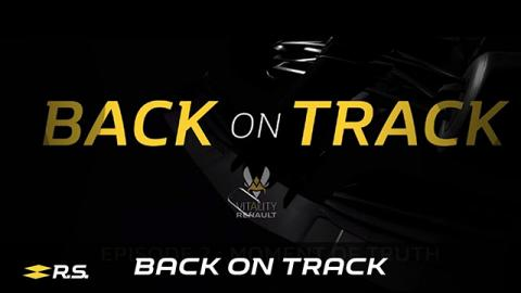 BackOnTrack - Renault Sport Team Vitality