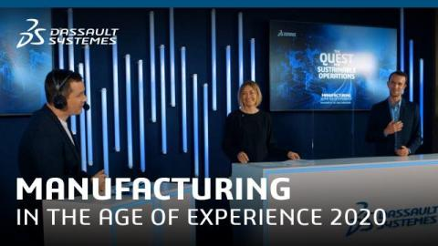 Dassault Systèmes - Manufacturing in the Age of Experience