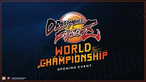 Dragon Ball FighterZ World Championship Opening Event