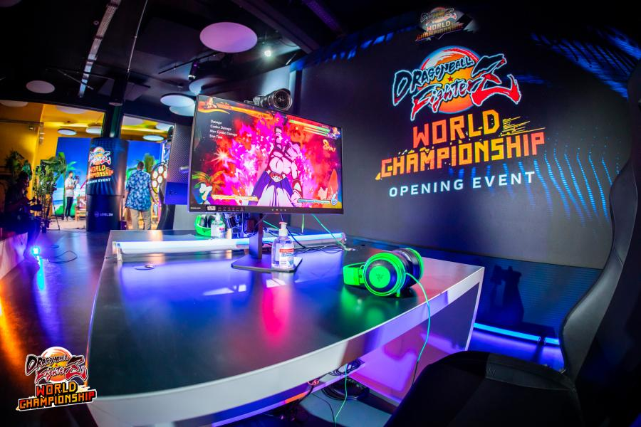 Dragon Ball FighterZ World Championship Opening Event Picture #1