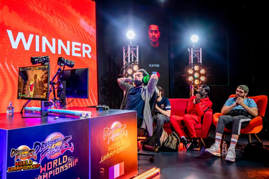 Dragon Ball FighterZ World Championship Opening Event Picture #3