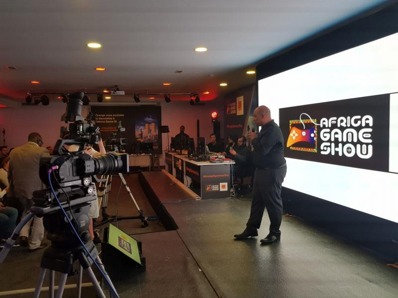 AFRICA GAMES SHOW Picture #5