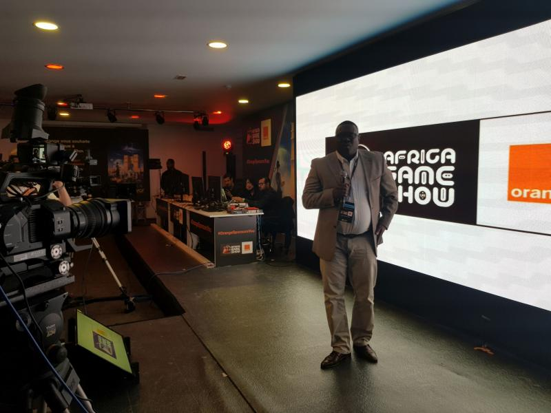 AFRICA GAMES SHOW Picture #4