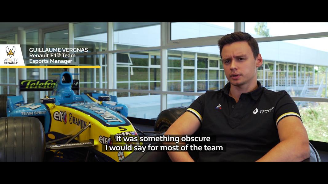 BackOnTrack - Renault Sport Team Vitality Picture #3