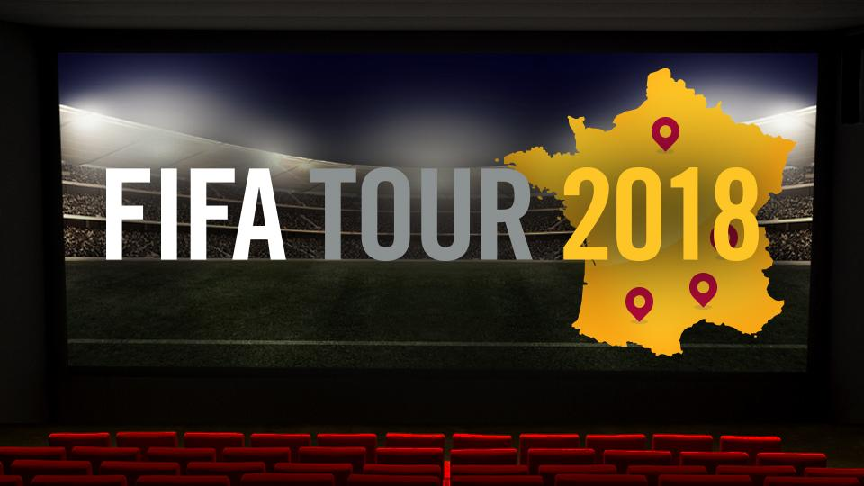 FIFA TOUR 2018 Picture #1