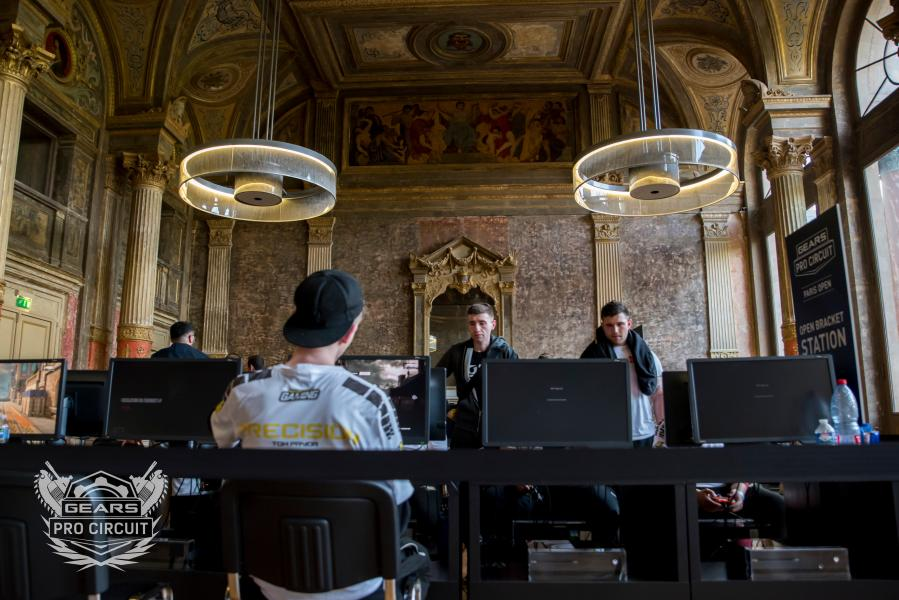 Gears Of War 4 - Gear Pro Circuit Paris Open Picture #3