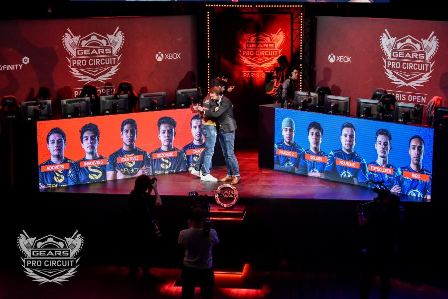 Gears Of War 4 - Gear Pro Circuit Paris Open Picture #2