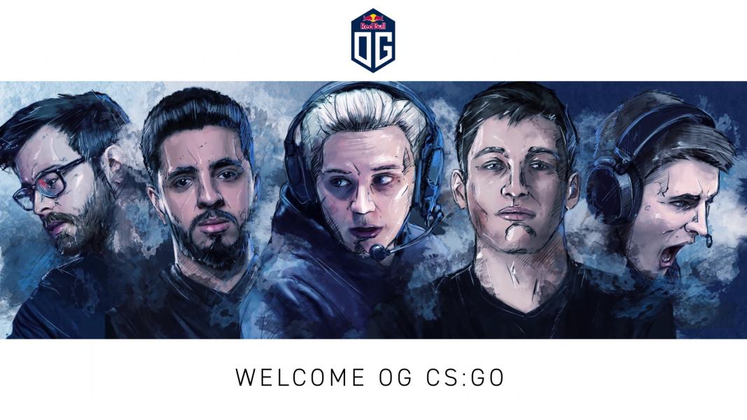 OG Counter-Strike Global Offensive - Annonce d\