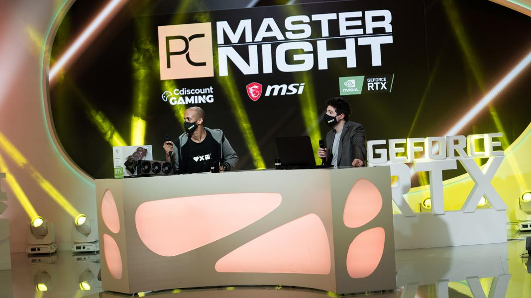 PC Master Night Picture #2
