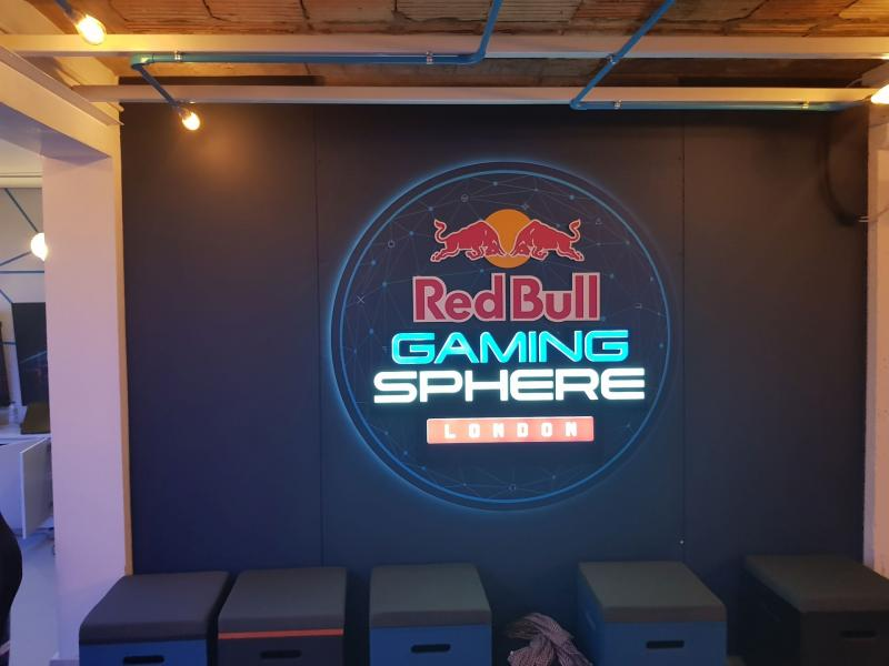 Red Bull Gaming Sphere London Picture #2