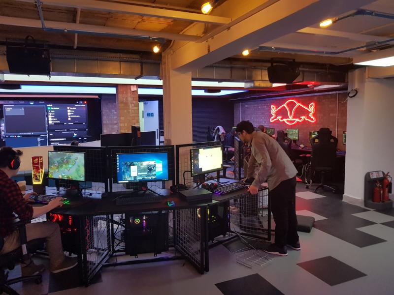 Red Bull Gaming Sphere London Picture #6