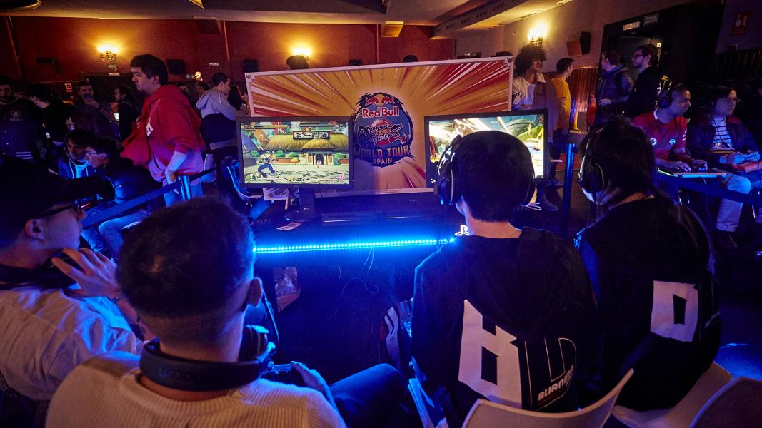 Red Bull Dragon Ball FighterZ World Tour Spain Picture #2