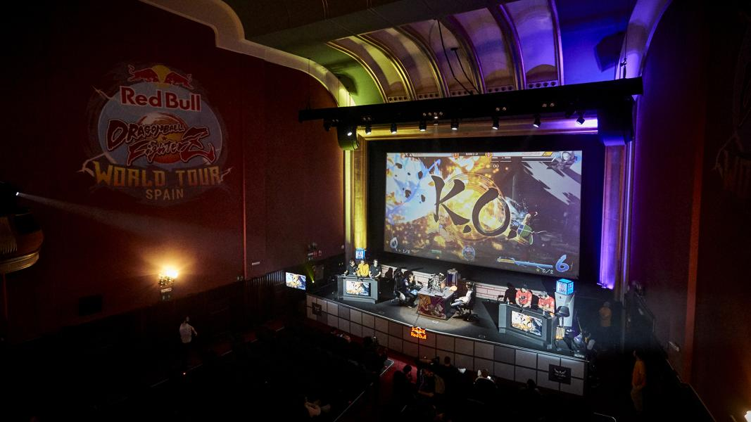 Red Bull Dragon Ball FighterZ World Tour Spain Picture #1